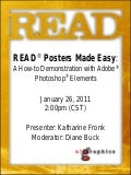 ALA Graphics - READ Posters Made Easy Webinar (January 2011)