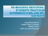 Re-Imagining Mentoring: Students' P...