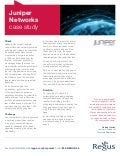 Regus Case Study: Juniper