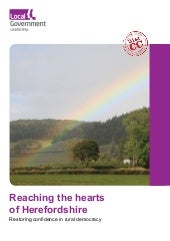 Reaching the hearts of herefordshire