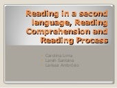 Reading in a second language (1)
