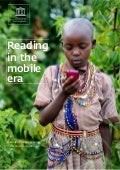 Reading in the mobile era - A study of mobile reading in developing countries
