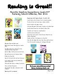 3rd grade Reading Recommendations: Fall 2014