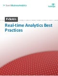 Real time analytics best practices