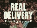 Real Delivery: Presenting as Yourself