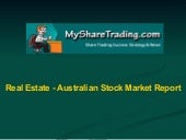 Real Estate - Australian Stock Mark...