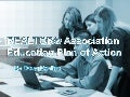 Realtor® Association Education Plan