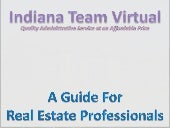 Realtor Virtual Assistant Presentation