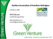 ecoENERGY for Realtors
