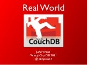 Real World CouchDB