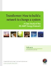 Transformer: How to build a network...