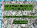 Rebecca Braglio: Monetization 101 - Can I make money off this thing?