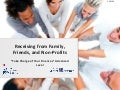 Receiving from family,friends,and non-profits-ppt
