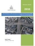 Abridged version of research report on efficiency of procurement of UK highway PPPs
