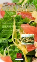 Recipe for spinach and pasta salad