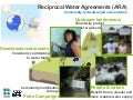 Reciprocal water agreements (ara)