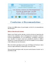 Recommadations forum french