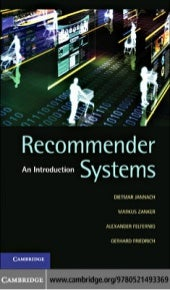 Recommender system a-introduction