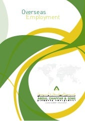 Recruitment Agencies in Pakistan in...