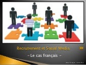 Recrutement et social media en 2013