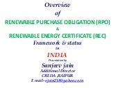 Renewable Energy Certificate Mechan...