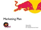 Red Bull Records - Marketing Analysis