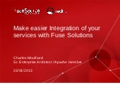 Make easier Integration of your ser...