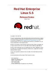 Red hat enterprise_linux-5.5-releas...