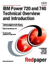 Learn about IBM Power 720 and 740 T...