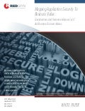 Mapping Application Security to Business Value - Redspin Information Security