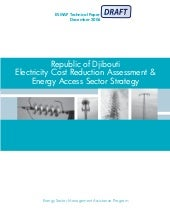 Republic of Djibouti Electricity Co...