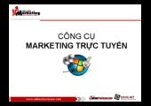 Công cụ Marketing trực tuyến  - SMS Brandme Marketing www.MobiMarketing.net