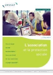 Guide URSSAF : L'association et la protection sociale
