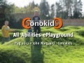 The All Abilities ePlayground - Innovative interaction design for children with a disability