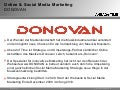 DONOVAN - Online & Social Media Music Marketing