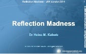 Reflection Madness - Dr. Heinz Kabutz