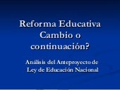 Reforma Educativa Prof[1].