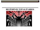 Regimenes totalitarios 2011