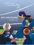 Region 4 Solutions Catalog, 2013