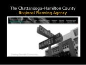 Regional planning agency overview
