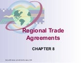 Regional trade agreement