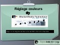 Correction couleurs – Réglage couleurs – By Group D.M.T