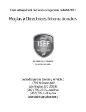 Reglas y directrices internacionale...