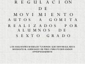 RegulacióN De Movimiento