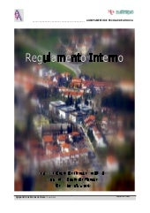 Regulamento Interno 0913