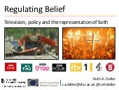 Regulating belief