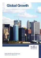 Global Growth: Regus Annual Report ...