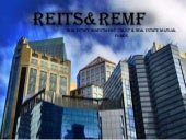Reits & remf (Real Estate)