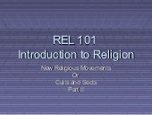 Rel 101   new religious movements p...