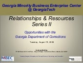 Relationships  Resources Series II ...